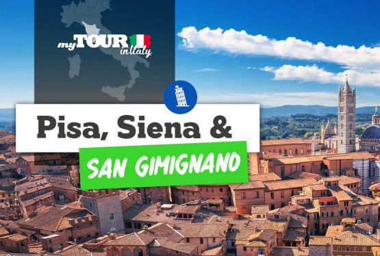 Day tour from Florence to: Pisa, Siena and San Gimignano with lunch! Discover the beauty of Tuscany and visit its medieval cities and towns on a guided excursion from Florence. You'll explore the World Heritage Site of San Gimignano, Pisa, and Siena and you'll have the chance to enjoy local foods and wines. Would […]