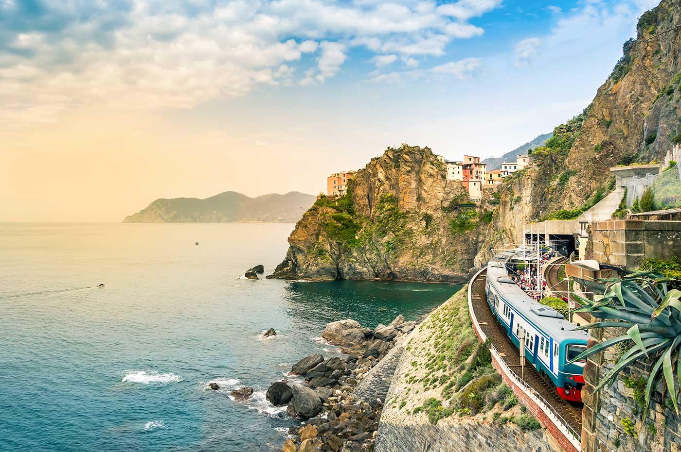 Tour in Italy Cinque Terre