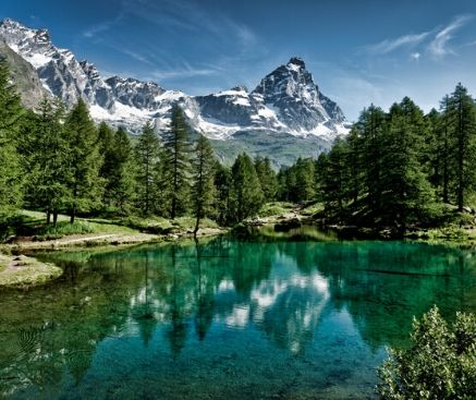 Aosta Valley Winter Holiday