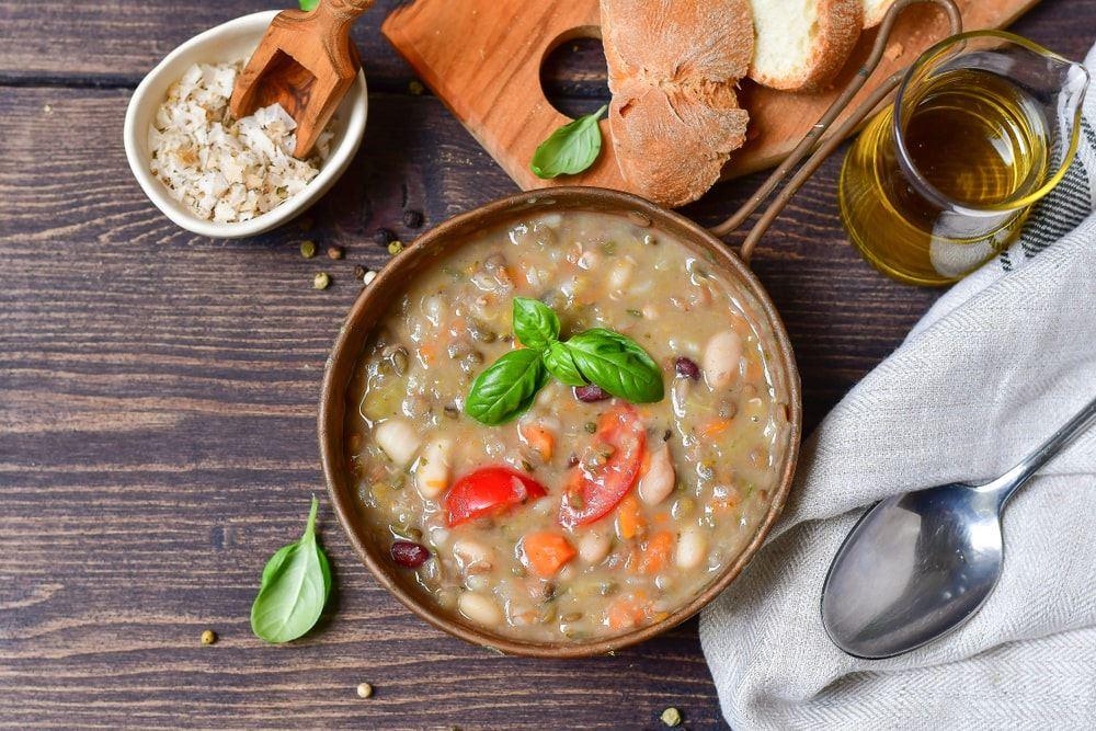 winter food italy