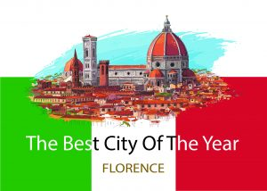 Best City Of The Year – Florence | Discover it with myTour in Italy