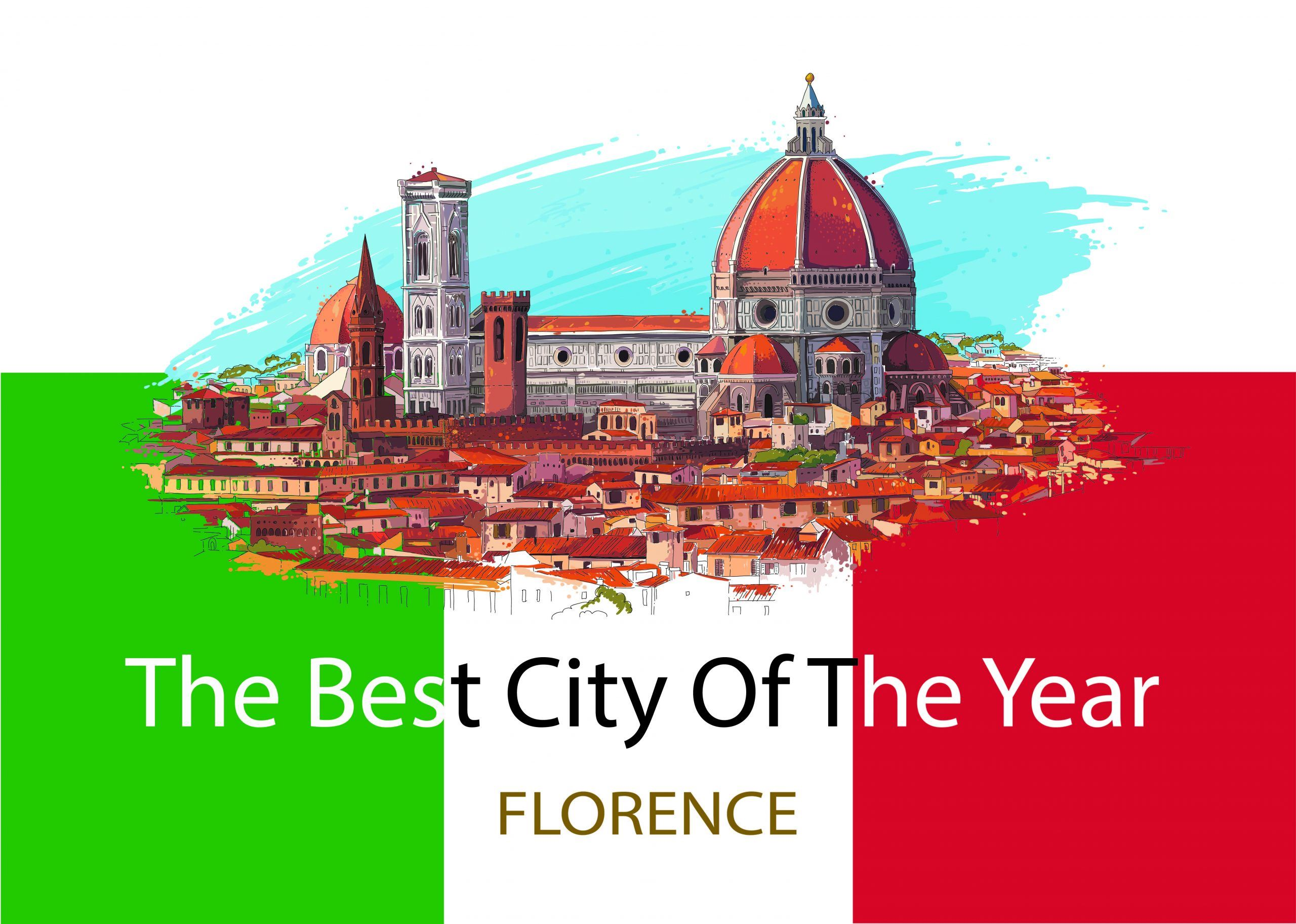 Best City Of The Year – Florence