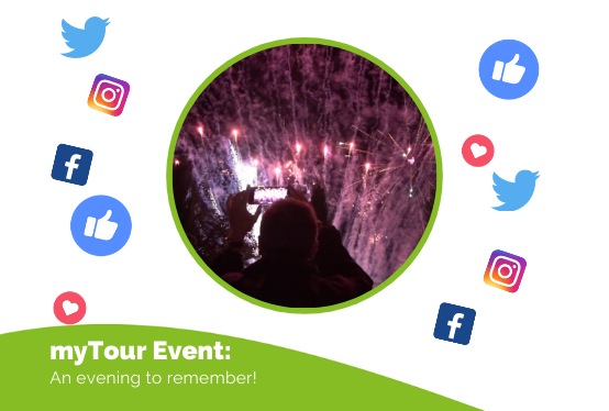 My Tour Event 2019- An evening to remember!