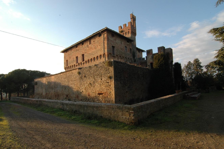 Bibbiano Castle