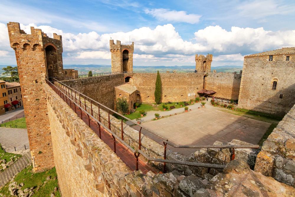 Montalcino Fortress - Rocca