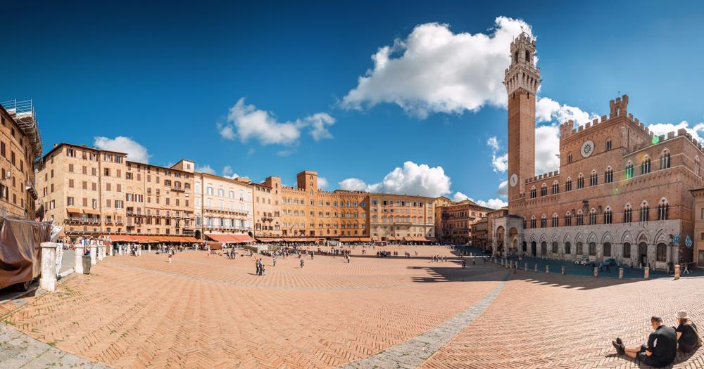 Piazza del Campo - Campo Square