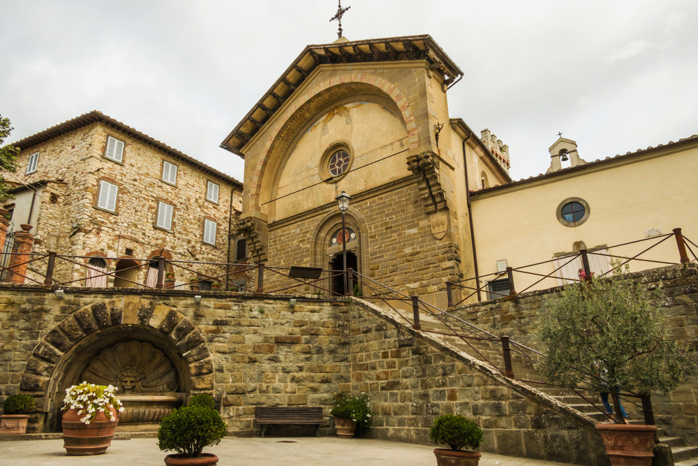 museums in Chianti
