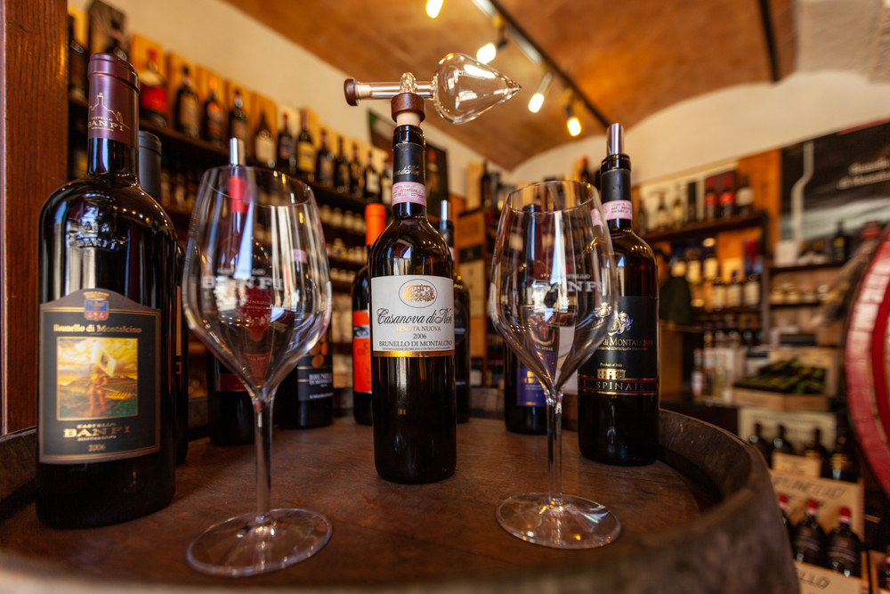 What to do in Montalcino