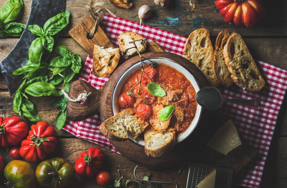 Montalcino local food