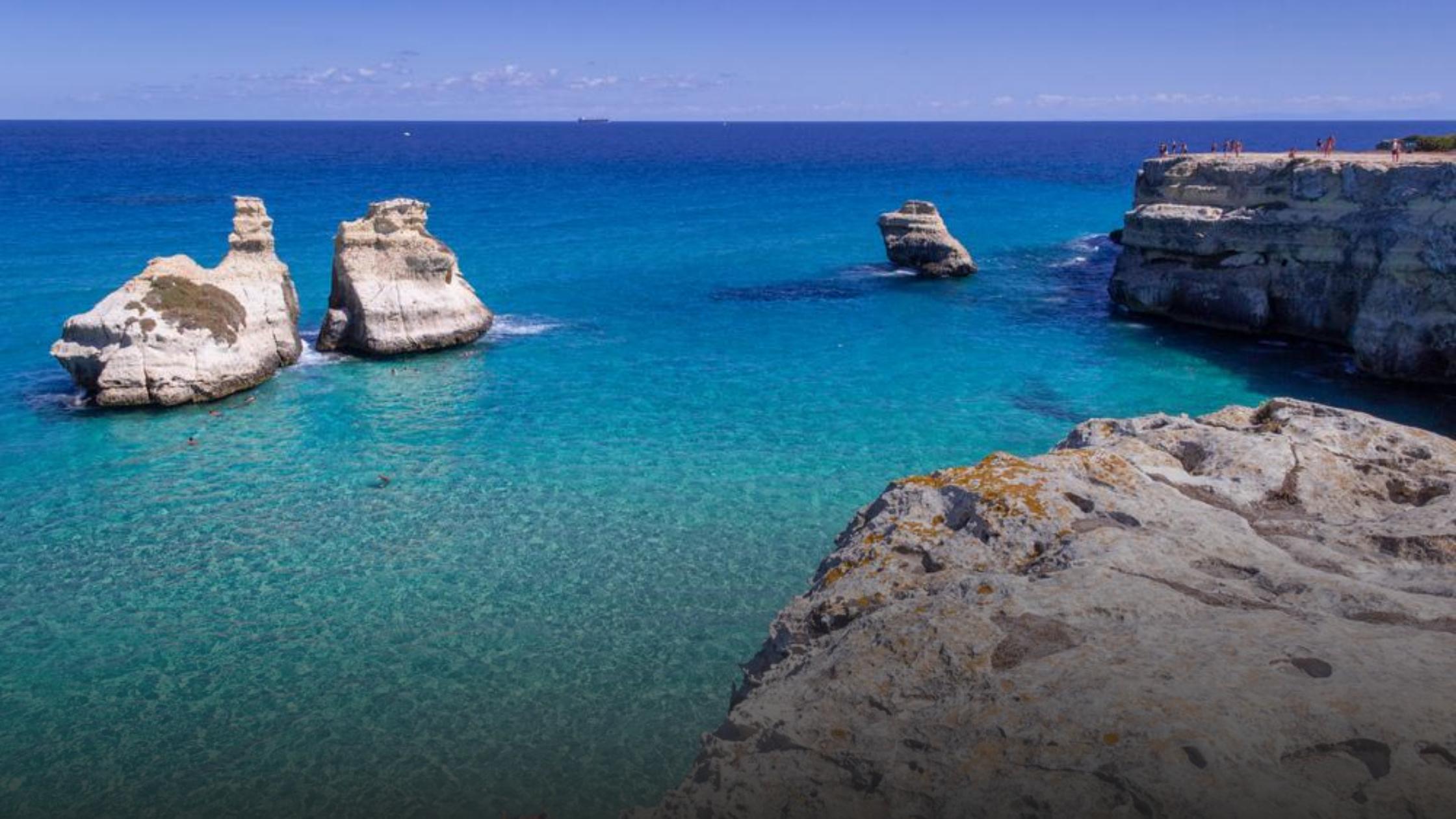 Best beaches in Salento