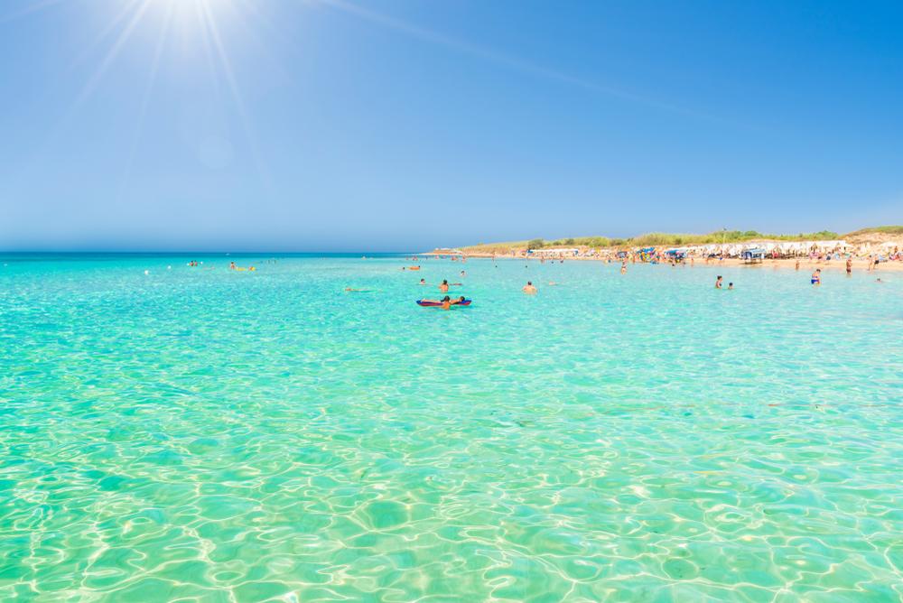 Pescoluse: the Maldives of Puglia