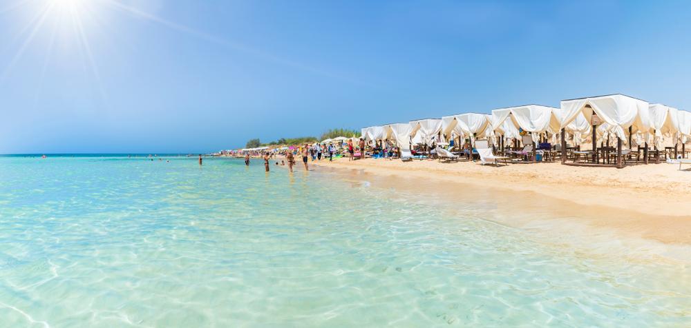 The Maldives of Salento - Pescoluse, (Salve)