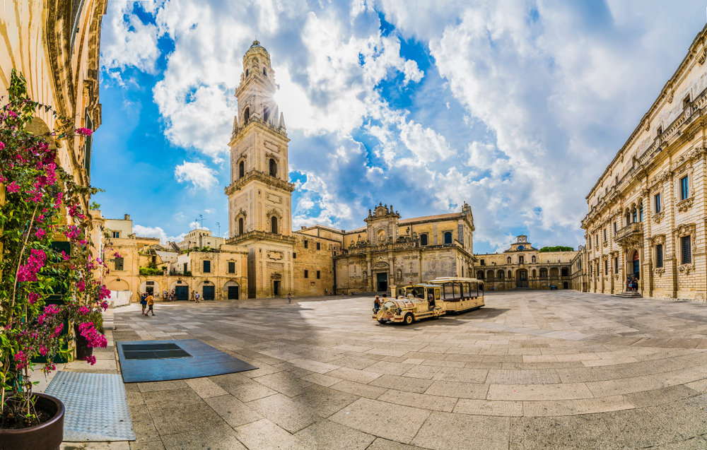 What to see in Lecce