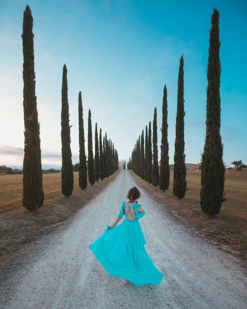 photos in tuscany