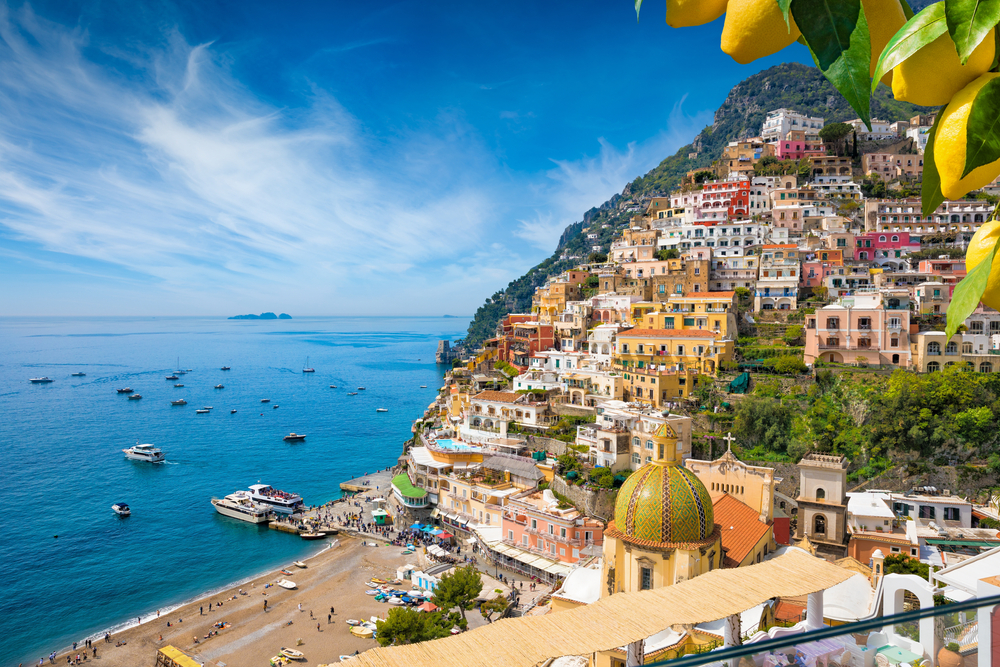 What to visit at Amalfi Coast