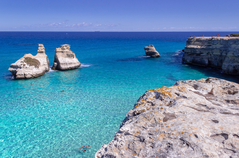 Best beaches in Salento