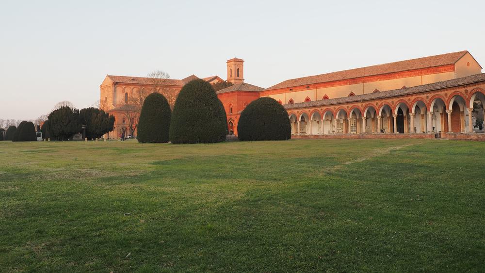 Church of San Cristoforo alla Certosa