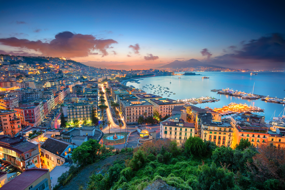 Two-day Itinerary in Naples