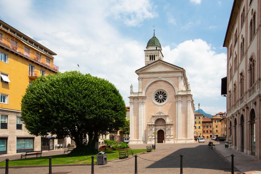 Santa Maria Maggiore Church Trento