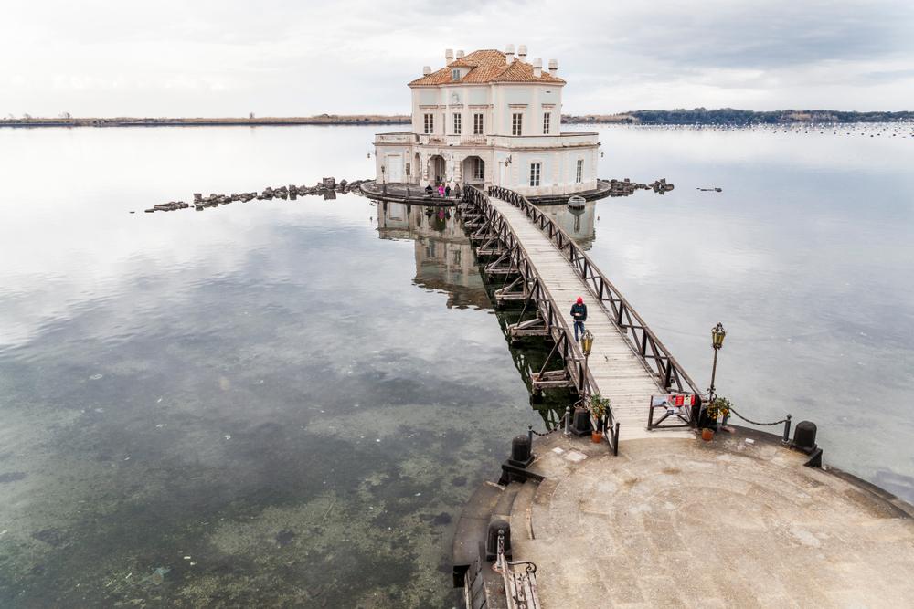 Fusaro Lake
