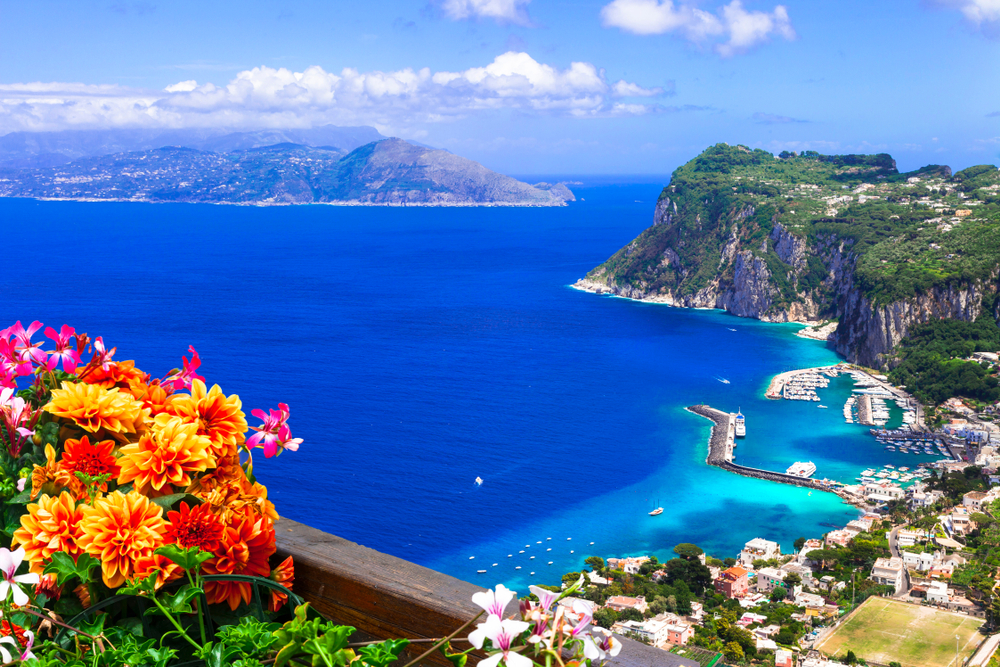 Read more about the article What To Do In Campania Islands
