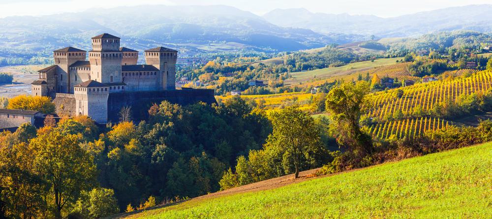 Emilia Romagna castles