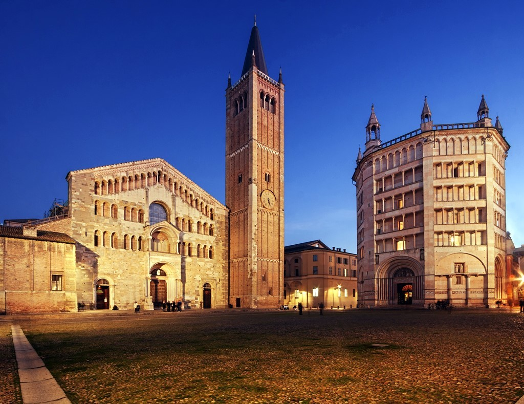 Visit Parma in 3 days