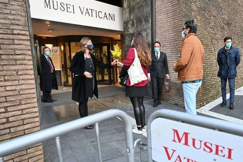 Vatican museums reopened