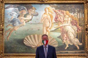 Uffizi finally re-opened after Covid-19
